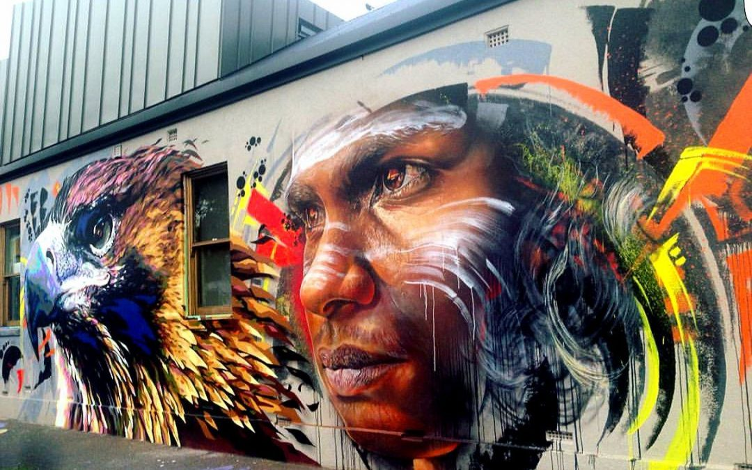 Recalling Paradox: Tauranga Street Art Festival