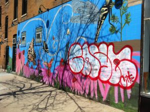 Grafitti and Street Art